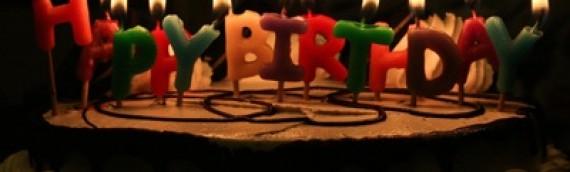 Primer Aniversario del Blog Un Emprendedor