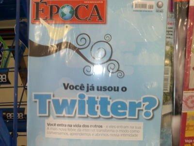 Desde Twitter Agosto 15 al 19 de 2011