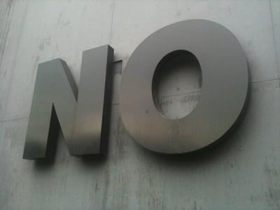 """Secretos para las Ventas VIII – Estar preparado para el """"no"""""""