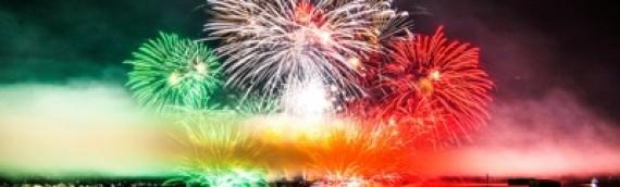 Felices Fiestas y Fin de Año desde el Blog Un Emprendedor