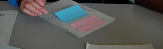 Actividades creativas para generar Innovación (Blue Slip)