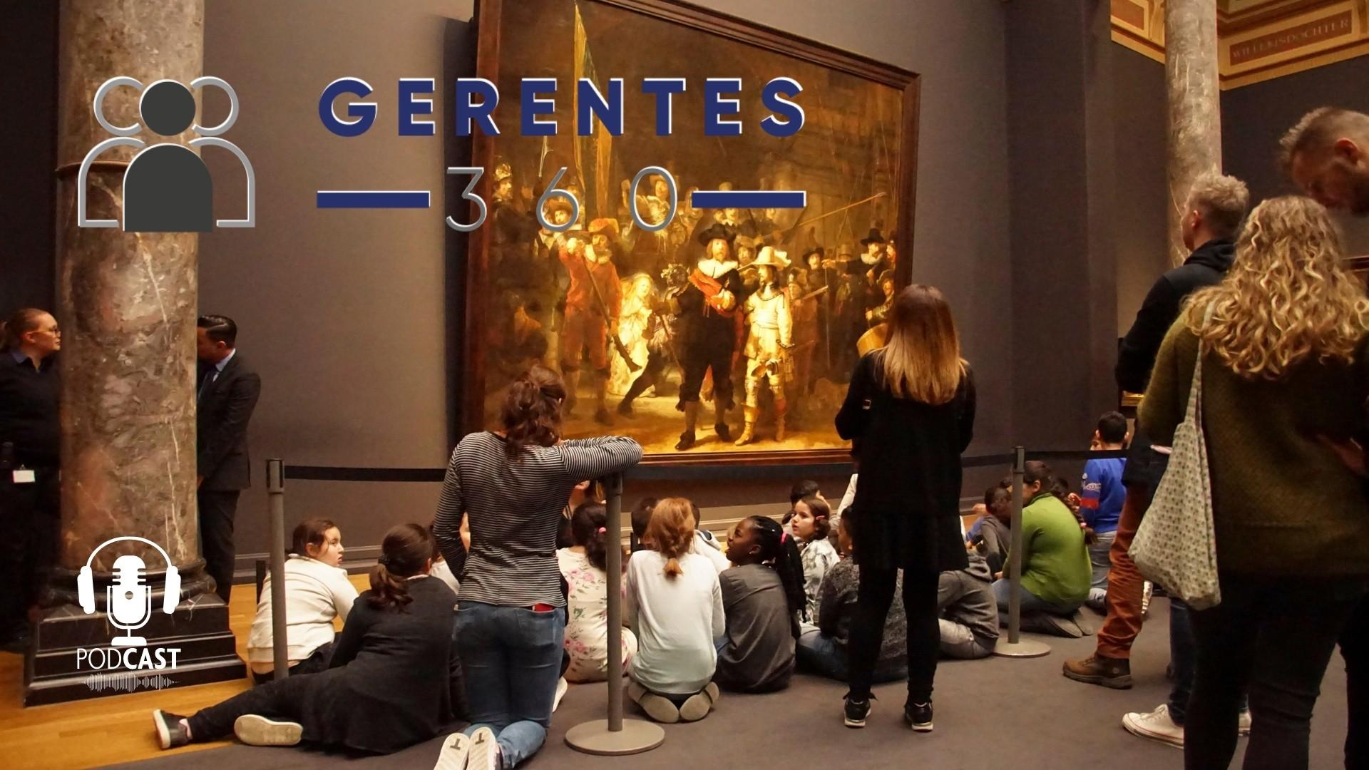 """El cuadro """"Ronda de la noche"""" de Rembrandt pide ayuda a la Inteligencia Artificial y Warren Buffett renuncia de la fundación de Bill y Melinda Gates"""