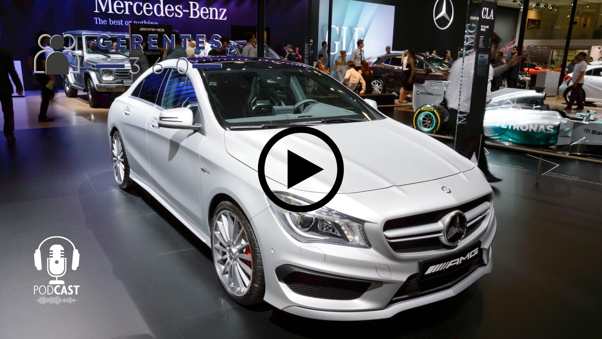 Mercedes-Benz se volverá una empresa de vehículos eléctricos y China impondría multa histórica a Didi