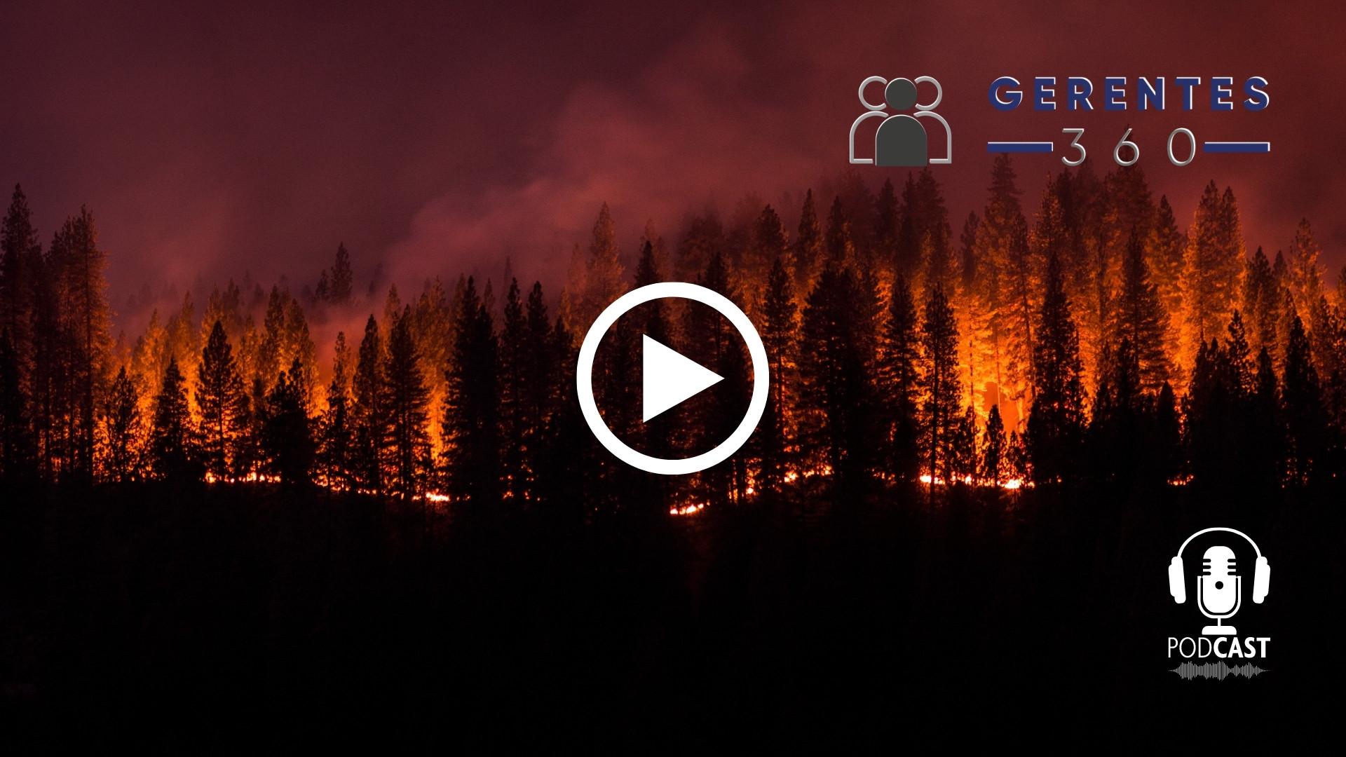 Blue Origin demanda al gobierno de los Estados Unidos y en California más de 405.000 hectáreas han sido consumidas por el fuego
